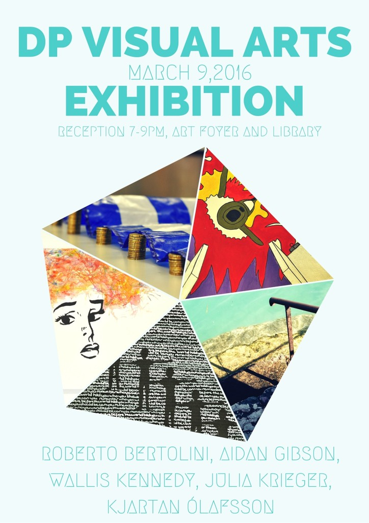 2016 DP Visual Arts Exhibition