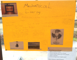 Mechanical Energy 1